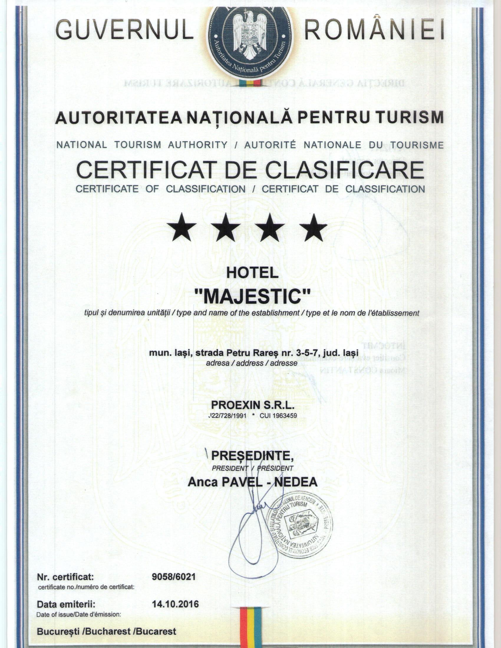 CERTIFICAT CLASIFICARE-1